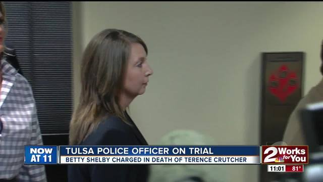 Tulsa Police Officer Betty Shelby Trial continues today