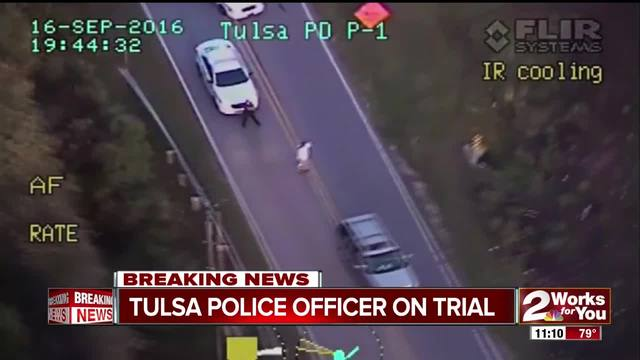 Tulsa Police Officer Betty Shelby on trial