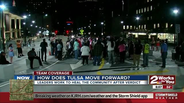 How does Tulsa move forward-