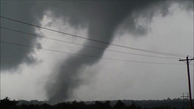 Tornado near Waynoka- Oklahoma