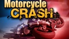 Motorcyclist lays bike down in wreck on Hi 169