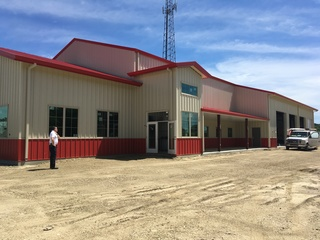 New Berryhill Fire Station nears completion