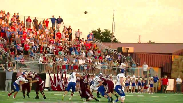 Study finds fewer injuries for multi-sport high school athletes