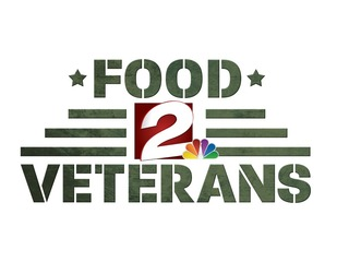 Food 2 Veterans: BA and Jenks food drive totals