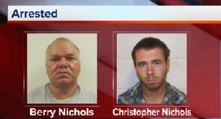 2 arrested in Creek Co. pipe bomb investigation