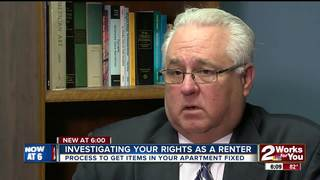 Learn your rights as a rental property tenant