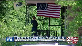 Students say picnic ruined by racial slurs