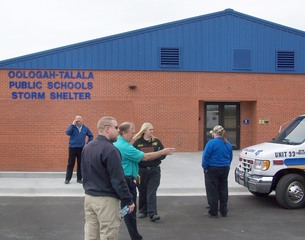Oologah-Talala school district opens shelters