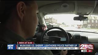 Sheriff's office partners with Lighthorse Police