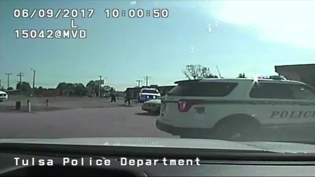 TPD releases dashcam video of fatal oficer-involved shooting