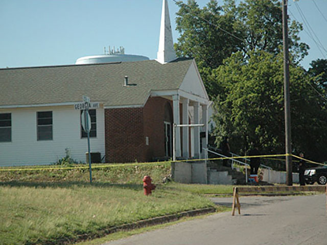 Pastor's body found burned outside First Missionary Baptist Church in Chickasha