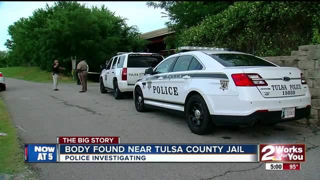 Body found near Tulsa County Jail