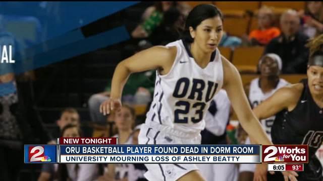 Students- professors mourn loss of ORU basketball player
