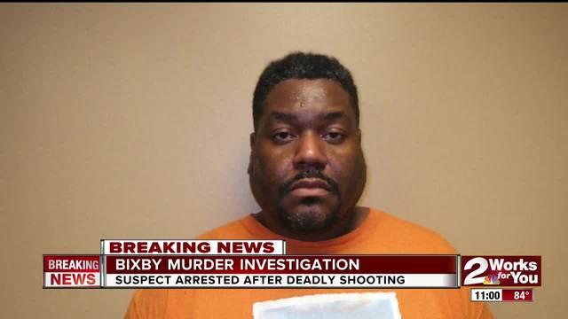 Bixby Police investigate murder near 126th Memorial