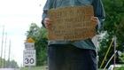 Proposed ordinance limits panhandlers