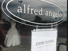 Brides likely not get dresses from Alfred Angelo