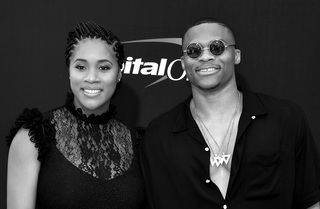 Russell Westbrook named most stylish athlete