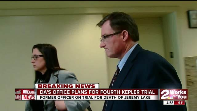 Shanon Kepler to be tried for a fourth time