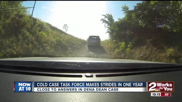 Inside look into Cold Case Task Force Dena Dean investigation- closer to…