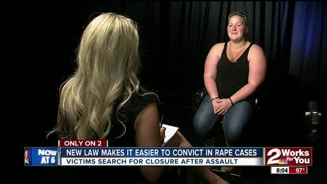 New law defines -consent-- prosecutors say it-s helping in the courtroom
