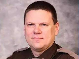 OHP trooper hit by car dies