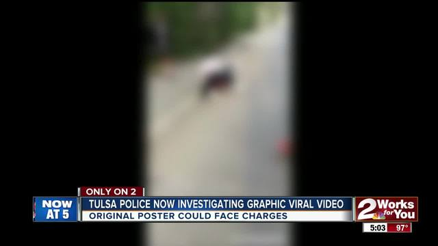 Child porn charges possible in racy viral video