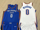 Oklahoma City Thunder unveils new Nike uniforms