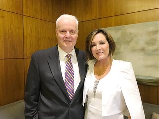 Scott Thompson, Lisa Jones hired as morning team