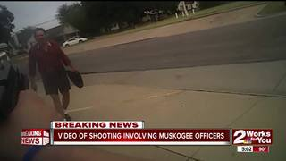 MPD releases video of officer-involved shooting