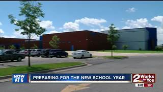 Classrooms near completion at Webster campus