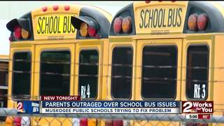 Children denied access to buses in Muskogee