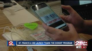 Technology connects patients and blood donors