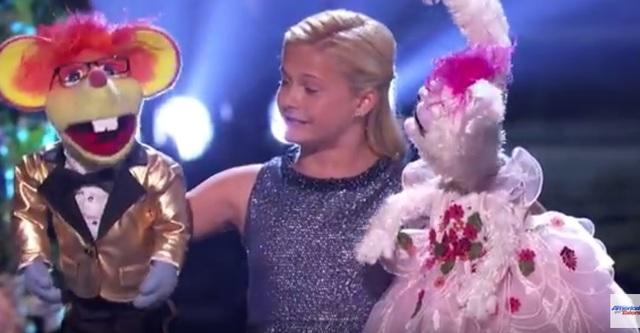 Evie Clair returning for 'America's Got Talent' finale despite dad's death