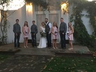 Tulsa couple plans free wedding in a day