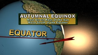 WEATHER BLOG: What is the Autumnal Equinox