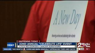 'Celebrate Life' event to honor cancer survivors