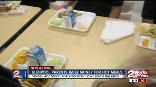 Parents raise money to stop hunger in school