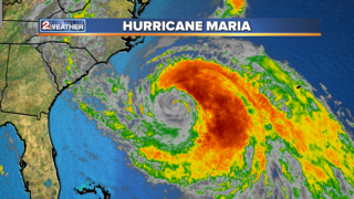 BLOG: How will Hurricane Maria affect the US?