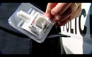 First life saved from Narcan nasal spray