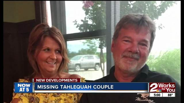 New discovery in missing newlywed couple in Bahamas case