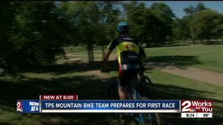 Hale mountain bike team prepares for first race