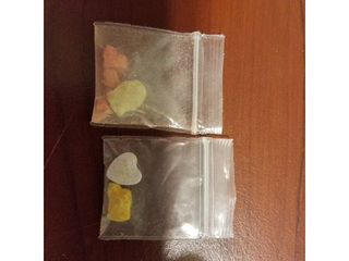 Oklahoma police warn of candy-shaped ecstasy