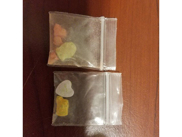 Hartshorne police warn of candy-shaped ecstasy