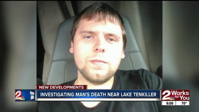 DA-s investigators launch tip line for man missing near Lake Tenkiller