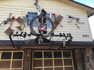 Muskogee couple decks out home for Halloween