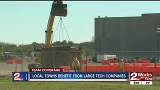 Local OK cities already benefiting from big tech