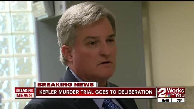 Kepler murder trial goes to deliberation