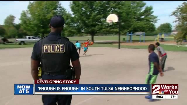 Community Resource Officer says despite violent crime- neighborhood of…