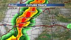 WEATHER BLOG: Severe storms over weekend