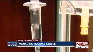 Managing cancer treatments through holidays